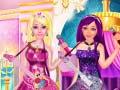 Spēle Barbie Princess And Popstar