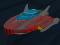 Hra Spaceship: Endless Run
