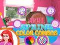 Hra Ariel Spring Color Combos