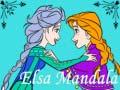 Игра Elsa Mandala