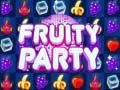 Игра Fruity Party