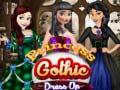 Hra Princess Gothic Dress Up