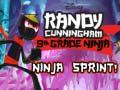 Spel Randy Cunningham 9Th Grade Ninja Ninja Sprint!