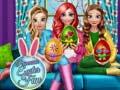 Hra Princesses Easter Fun