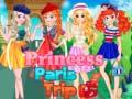 Hra Princess Paris Trip