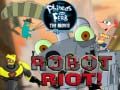 Игра Phineas and Ferb Robot Riot!