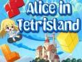 Hra Alice in Tetrisland