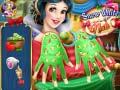 Игра Snow White Nails