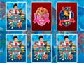 Oyun Paw Patrol Memory Cards