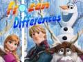Spēle Frozen Differences