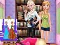 Spēle Princess Read And Draw