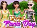 Spēle Royal Picnic Day
