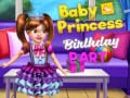 Spel Baby Princess Birthday Party
