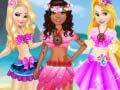 Hra Princesses Island Survive
