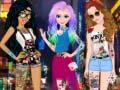 Lojë Princesses Tattoo Fashion