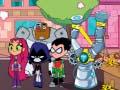 Spel Teen Titans Go! Snack Attack