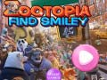 Spel Zootopia Find Smiley