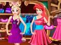 Lojë Princesses Closet