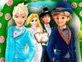 Spel Bestman at Rapunzel Wedding