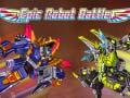 Spel Epic Robot Battle