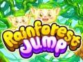 Игра Rainforest Jump