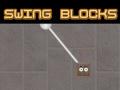 Játék Swing Block