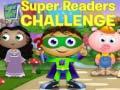Игра Super Why Challenges