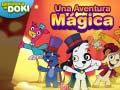 Játék Biblioteca de Doki: Una Adventure Magica