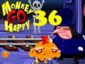 Игра Monkey Go Happy Stage 36