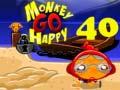 Игра Monkey Go Happy Stage 40