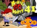 Игра Monkey Go Happy Stage 41