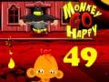 Játék Monkey Go Happy Stage 49