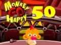 Игра Monkey Go Happy Stage 50