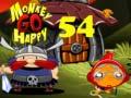 Игра Monkey Go Happy Stage 54
