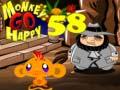 Játék Monkey Go Happy Stage 58