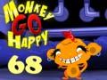 Игра Monkey Go Happy Stage 68