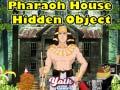 Játék Pharaoh House Hidden Object