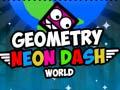 Игра Geometry neon dash world