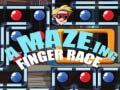 Игра A-maze-ing finger race