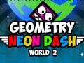 Joc Geometry: Neon dash world 2