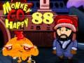 Mäng Monkey Go Happy Stage 88