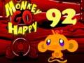 Mäng Monkey Go Happy Stage 92