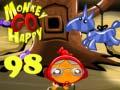 Spēle Monkey Go Happy Stage 98