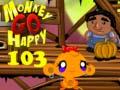 Oyunu Monkey Go Happy Stage 103