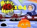 Игра Monkey Go Happy Stage 104