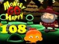 Spēle Monkey Go Happy Stage 108