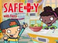 Игра Safety tips with Fizzy