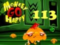 Oyunu Monkey Go Happy Stage 113