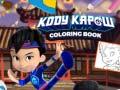 Oyunu Kody Kapow Coloring Book