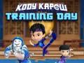 Oyunu Kody Kapow Training Day